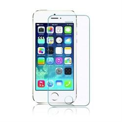 Защитное стекло iPhone 5 / 5s /5c тех. упаковка - фото 6099