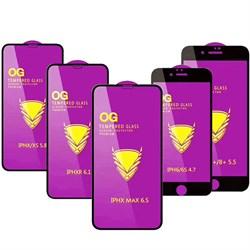 Защитное стекло Huawei Honor 20s / 20 lite / P30 Lite O.G. Full Glue черное - фото 7005
