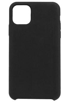 Чехол iPhone 11 под оригинал, без логотипа, черный - фото 7636