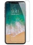 Защитное стекло iPhone X / XS прозрачное тех. упаковка