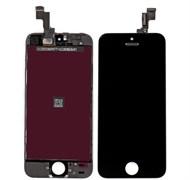 Дисплей iPhone 5S в сборе с тачскрином черный копия