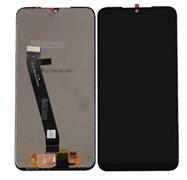 Дисплей Xiaomi Redmi 7 в сборе с тачскрином черный