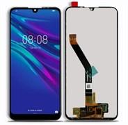 Дисплей Huawei Y6 2019 в сборе тачскрином черный