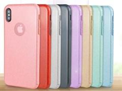 Чехол Huawei Honor 9S / Y5P  TPU с блестком цвета в ассортименте