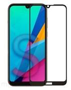 Защитное стекло Huawei Honor 8s / Y5 2019 5D Full Glue черное