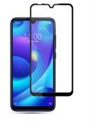 Защитное стекло Xiaomi Mi Play 11D Full Glue черный
