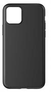 Чехол iPhone 11 TPU матовый черный
