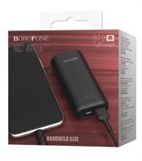 Внешний аккумулятор Borofone BT2 5200mAh черный
