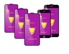 Защитное стекло Samsung A20s (A207) O.G. Full Glue черное