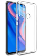 Чехол Huawei Honor 9C / P40 Lite E TPU 1.5 мм прозрачный