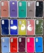 Чехол Xiaomi Redmi 9C Silicone цвета в ассортименте