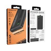 Внешний аккумулятор Borofone BT32 10000mAh черный