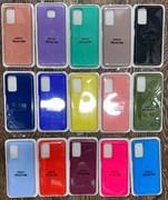 Чехол Samsung A11 / M11 Silicone цвета в ассортименте