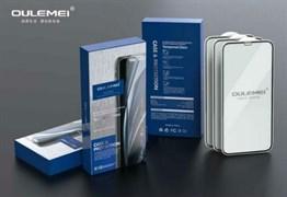 Защитное стекло Huawei Honor 9X / P Smart Z OULEMEI черное